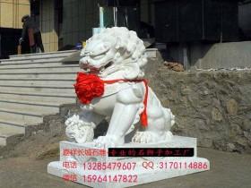 石狮子雕刻样式与价格