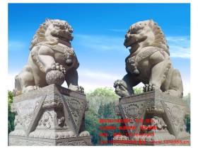 山东精雕石狮子价格是多少