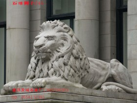 石雕狮子内涵寓意的演变